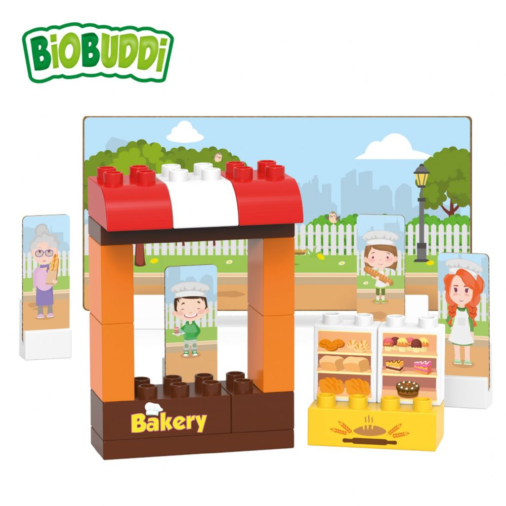 BiOBUDDi - Bakery - 30 Blocks